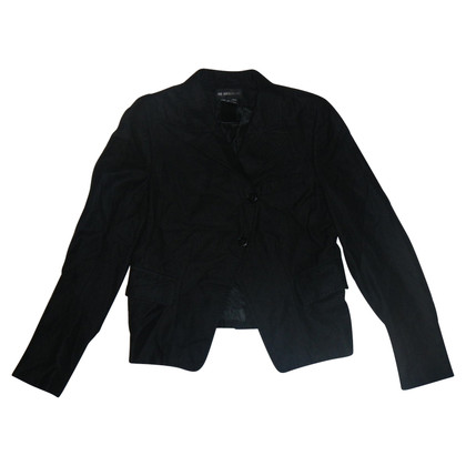Ann Demeulemeester wool jacket