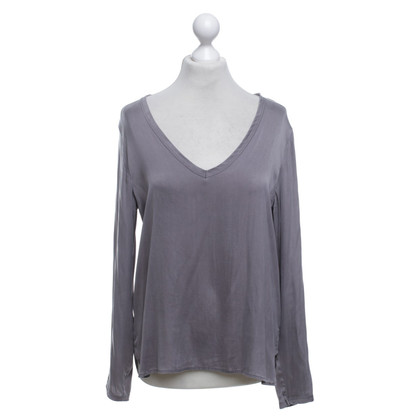 Sack's Blouse in taupe