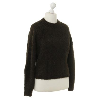 Isabel Marant Pull en tricot marron
