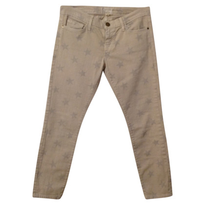 Current Elliott Jeans with stars