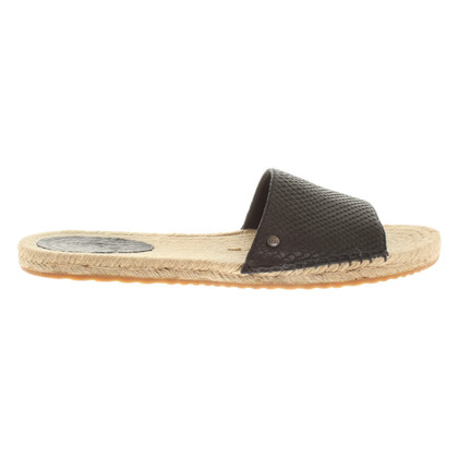 UGG Australia Espadrilles with leather details