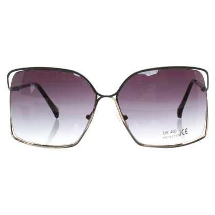 BCBG Max Azria Rectangular Sunglasses