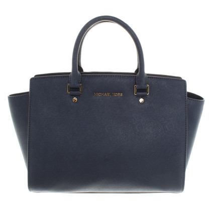 Michael Kors Handbag in Dark Blue