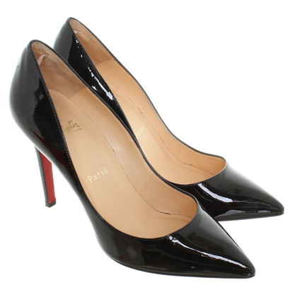 Christian Louboutin Christian Louboutin - pumps in zwart