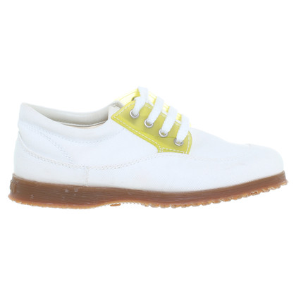 Hogan Cloth shoes in white