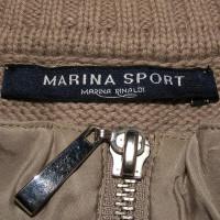 Marina Rinaldi Veste en soie en coton