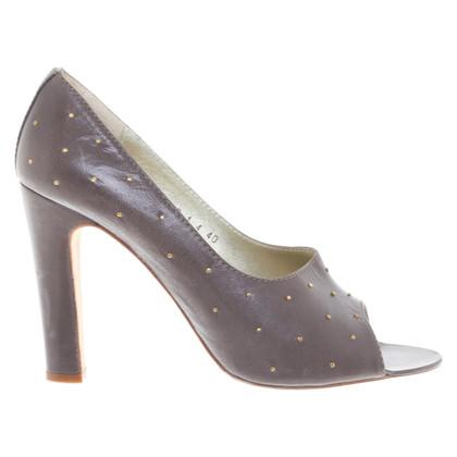 Kurt Geiger Leather peep toes
