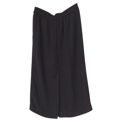 Alexander McQueen  Alexander McQueen drawstring midi skirt