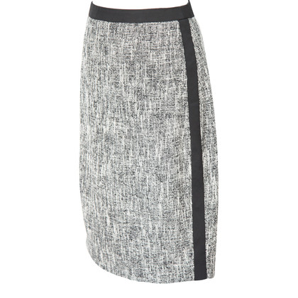 L.K. Bennett Knee-length skirt cotton