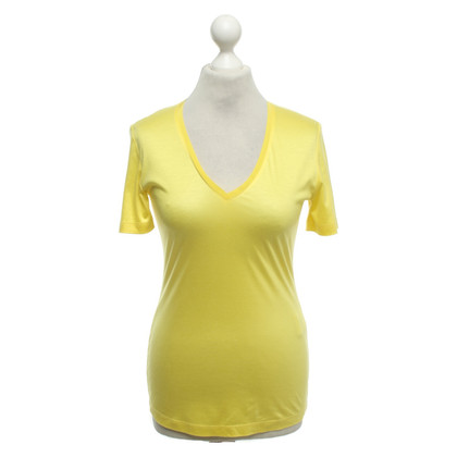 St. Emile T-shirt in yellow