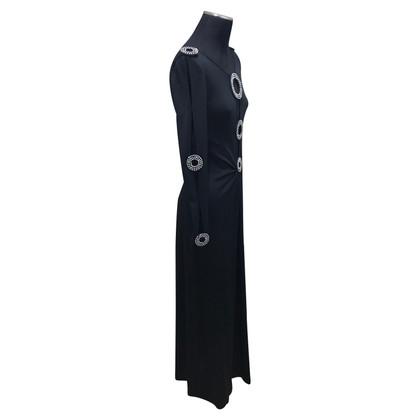 Azzaro robe de soirée Vintage en noir
