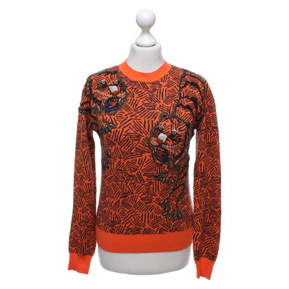 Kenzo Sweater met borduurwerk