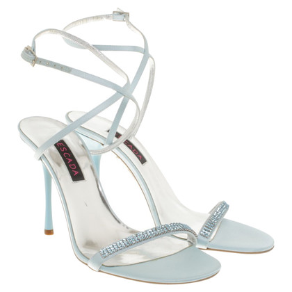 Escada Sandals in blue