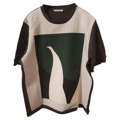 Marni Shirt mit Print