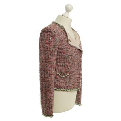 D&G Bouclé blazer with application