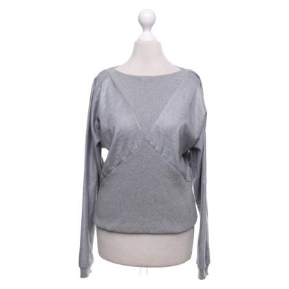 MM6 by Maison Margiela Chemise en gris