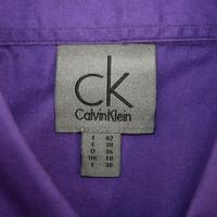 Calvin Klein Camicia in viola