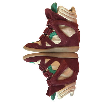 Isabel Marant Etoile cunei sneaker