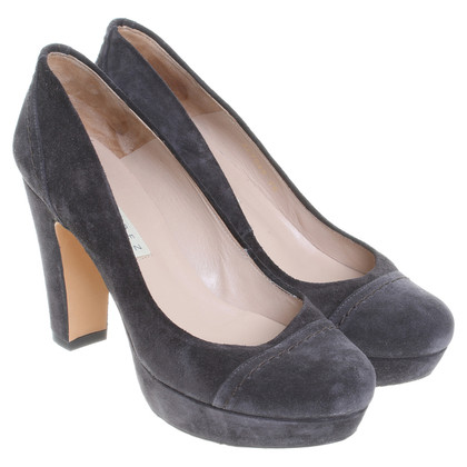Pura Lopez Pumps in dark grey