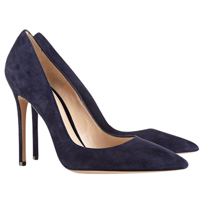 Gianvito Rossi pumps suede