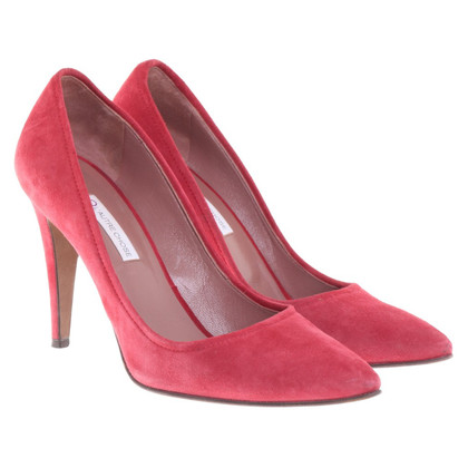 L'autre Chose pumps in rood