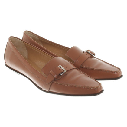 Hermès Loafer in brown