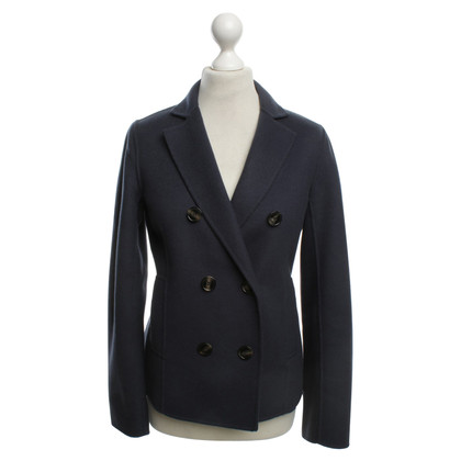 Max Mara Jacket in dark blue