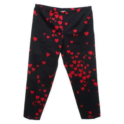 Moschino Patterned trousers