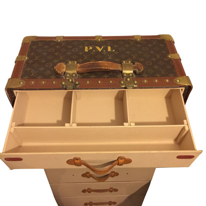 "Louis Vuitton Wardrobe Trunk ""Lozine"""