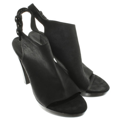 Other Designer Peep-toes in black