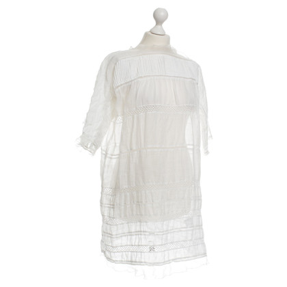 Isabel Marant Dress with lace inserts