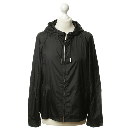 René Lezard Rain jacket in black