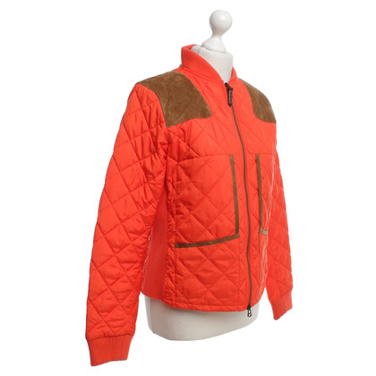Ralph Lauren Giacca trapuntata a Orange