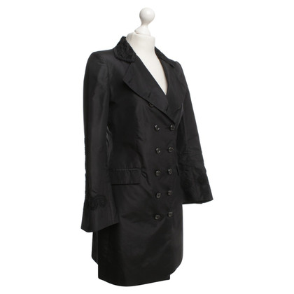 Ermanno Scervino Trench coat made of silk