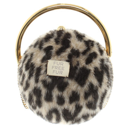 Stella McCartney Bag with leopard pattern