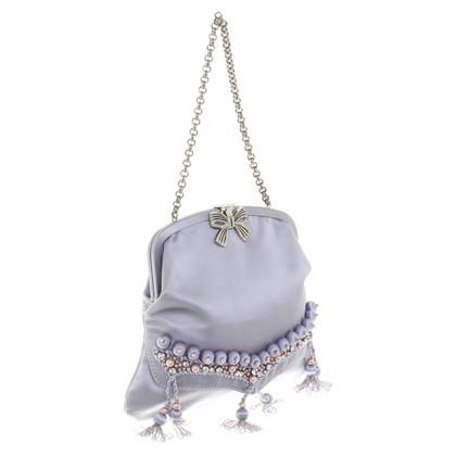 Rena Lange Handtasche in hellem Violett