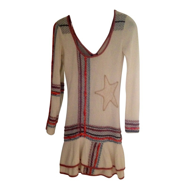 Just Cavalli Wool dress