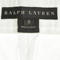 Ralph Lauren Kurze Leinenshorts
