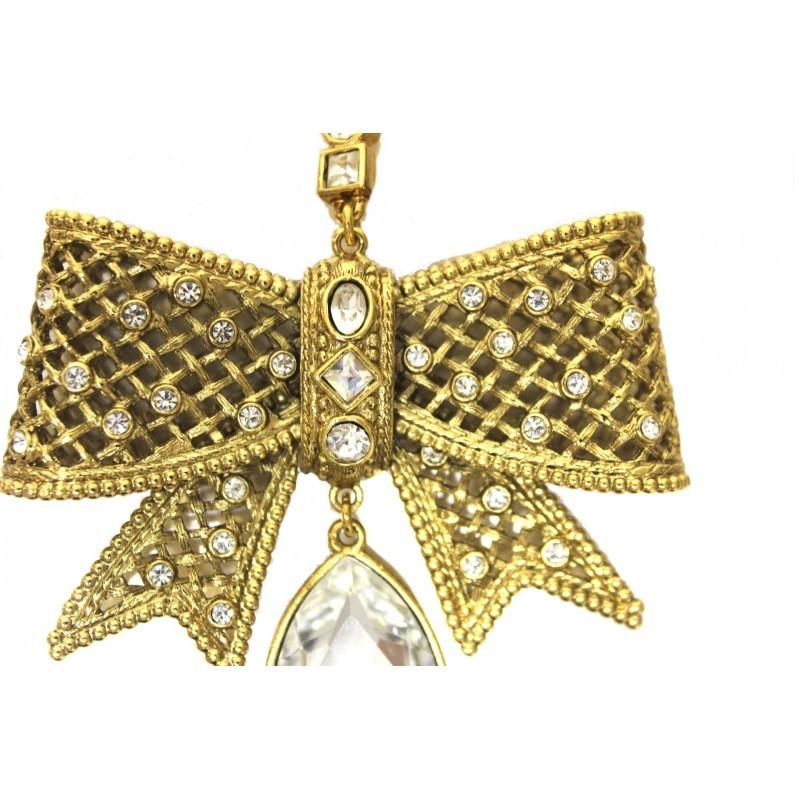 Christian Dior Snowflakes pendant