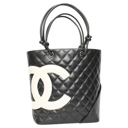 """Chanel """"Ligne Cambon Tote Small"""""""