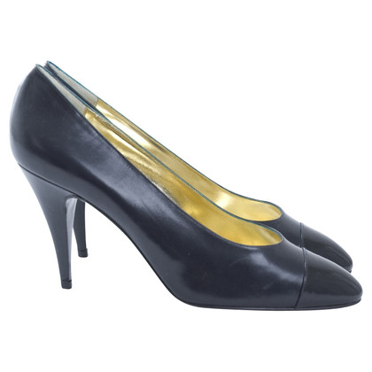 René Caovilla pumps in Navy/Black