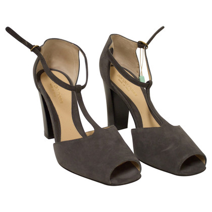 Sergio Rossi Wildleder-Pumps