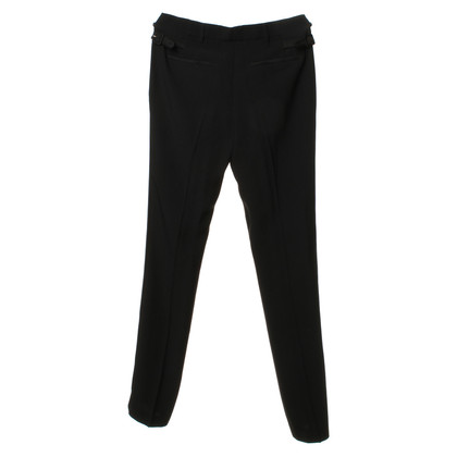 Prada Elegante schwarze Hose