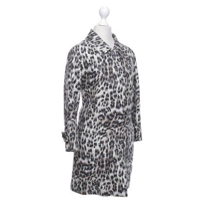 Chloé Coat in animal design