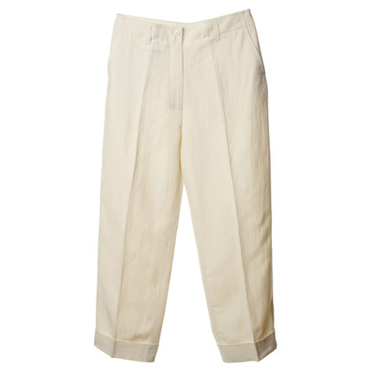 Wunderkind Hose in Creme