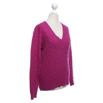 Ralph Lauren Gebreide trui in roze