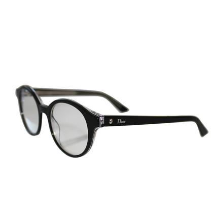 Christian Dior zwart zonnebril