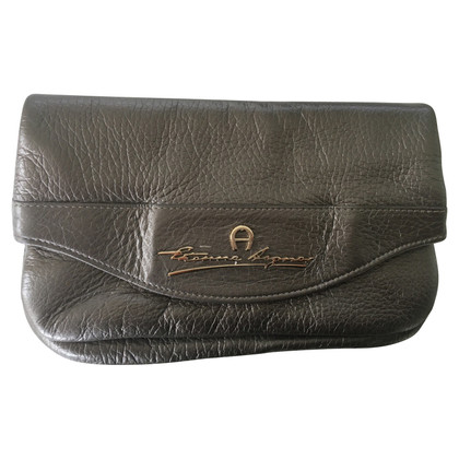Aigner clutch of tas