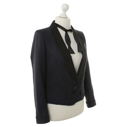 Tara Jarmon Blazer with bow tie