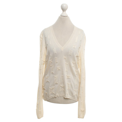 Agnona Cashmere / silk sweater